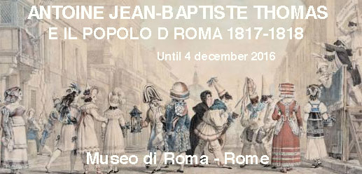 ANTOINE JEAN-BAPTISTE THOMAS AND THE PEOPLE OF ROME (1817-1818)